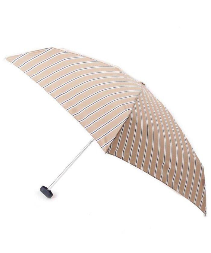 トート型収納袋ストライプミニ傘