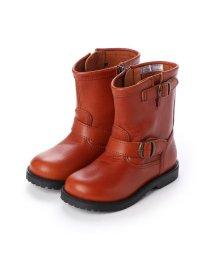 YOSUKE/ヨースケ YOSUKE キッズアイテム [直営SHOP限定モデル]本革ブーツ (キャメル)/502674703