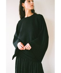 CLANE/T-LINE KNIT TOPS/502600614