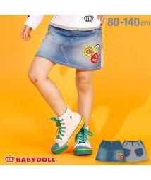 BABYDOLL/デニム切替スカート 2921K/502647119