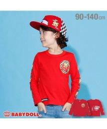 BABYDOLL/ディズニー 袖キャラクターロンT 2971K/502647135