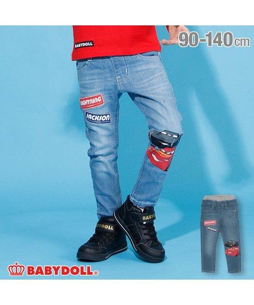 BABYDOLL(ベビードール)/ディズニー キャラクターデニムロングパンツ 3006K/DIYG033006