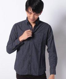 JNSJNM/【BLUE STANDARD】ネルプリントシャツ /502648081