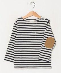 charmy/ボートネックボーダーバスクシャツ/502655887