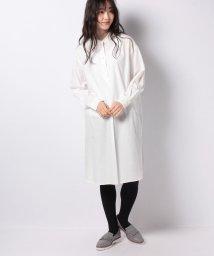 MARcourt/【MidiUmi】stand collar shirt ワンピース/502660413
