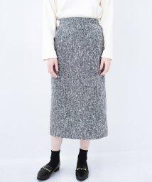 haco!/きちんと見せたいときのツイード調スカート by que made me/502661449