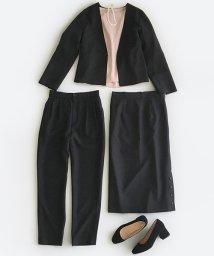 haco!/持っていると便利な野暮ったくならないフォーマルジャケット・パンツ・スカートの3点セット/502661450
