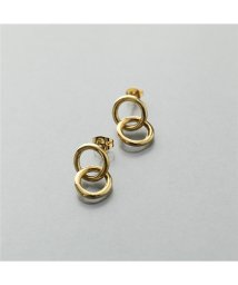 SOKO/JE173018 BRASS Kumi Mini Hoop Studs EARRINGS ミニ スタッズ ピアス アクセサリー ゴールド レディース/502672053