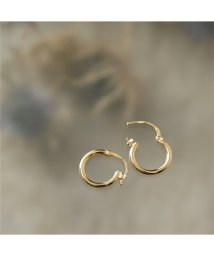 LOUISE DAMAS/LD AUG 4 Augustine オーガスティン Small hoop earrings ピアス フープ ゴールド レディース/502672075
