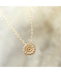 LOUISE DAMAS/LD HEN 6BIS Henriette Small enamelled pendant アンリエット ペンダント チェーン ネックレス ゴールド/502672084