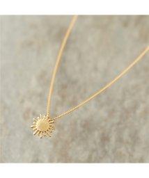 LOUISE DAMAS/LD THA 2 Thalie Sun necklace タリ ペンダント ネックレス 太陽 ゴールド レディース/502672089