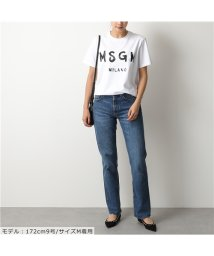 MSGM/2641 2741 MDM60 半袖 Tシャツ カットソー クルーネック 丸首 カラー5色 レディース/502672114