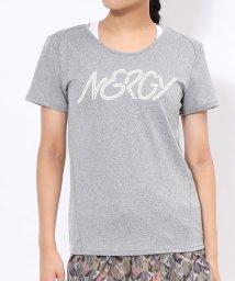 NERGY/NERGYロゴフィットTシャツ/502674490