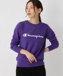 pink adobe/<Champion>裏起毛ロゴトレーナー/502676191