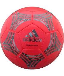 adidas/アディダス/タンゴ ハイブリッド フットサル 4号球 赤色/502676292