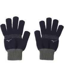 MIZUNO/ミズノ/ブレスサーモ手袋(鹿の子のびのび)/502676404