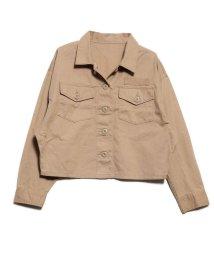 STYLEBLOCK/スタイルブロック STYLEBLOCK ゆるジャケット (ベージュ)/502677101