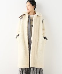 journal standard  L'essage /【INSCRIRE / アンスクリア】Eco Mouton Long B3 Coat:コート/502677266
