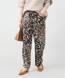 Plage/leopard easy パンツ/502677502