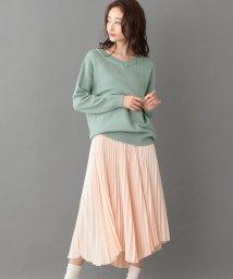 CAST:/【ドレス人気NO.1】レイヤードプリーツドレス/502678774