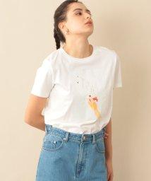 CAST:/ミラーTシャツ  【FRONTプリント】/502678819
