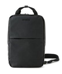 JUNRed/ANELLO ネスボディバッグ/502655203