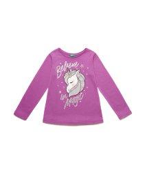 BENETTON (UNITED COLORS OF BENETTON GIRLS)/メルヘンプリントTシャツ・カットソー/502655780