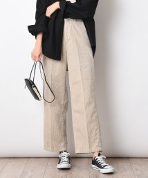 actuelselect/【SOMETHING】ONE-THEREE FIT TROUSER/502669175
