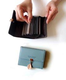 exrevo/カードケース じゃばら かわいい 「チャーム レディース ジャバラ 名刺入れ」 ポイントカード 大容量 カード収納 名刺収納 コンパクト カード入れ 【 】/502677374