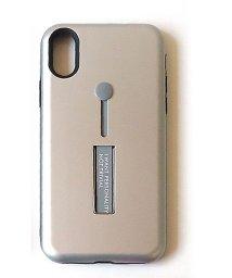 exrevo/iPhoneXケース スマホ ケース バンパー tpu カバー キラキラ メタリック 「アイフォンXケース メタル スタンド スマホケース」 衝撃 シリコン レ/502677394