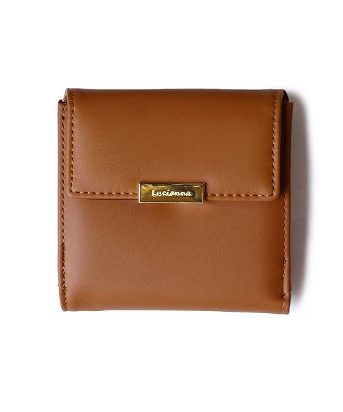 【二つ折り財布 レディース ミニ】「財布 レディース 二つ折り コンパクト」小銭入れ 薄い カード 小さい財布 カード収納 定期入れ かわいい メンズ おしゃれ