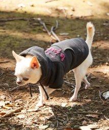 ROPE PICNIC PASSAGE/【DOG】ロゴ刺繍裏毛パーカー/502678452