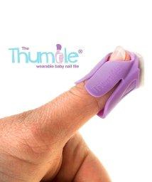 BabyNails/BabyNails ベビーネイルズ 装着式ベビー爪やすり The Thumble 新生児用&生後6ヶ月~ ミックスパック/502680725