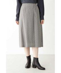 HUMAN WOMAN/◆コットンレクセルビエラプリントスカート/502596675