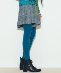 To b. by agnes b./WN73 CULOTTES ネップヘリンボーンキュロット/502669585