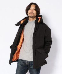 Schott/【FINEBOYS 2月号掲載】【至極の逸品】RETRO SHELL DOWN PARKA/レトロシェル ダウンパーカー/502682320