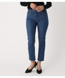 AZUL by moussy/HIGH WAIST DENIM SLIM TAPERED/502682570