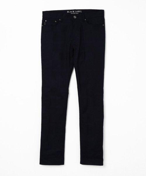 BLACK LABEL CRESTBRIDGE(BLACK LABEL CRESTBRIDGE)/ハイストレッチシャドークレストブリッジチェック5ポケットパンツ/51R20200--
