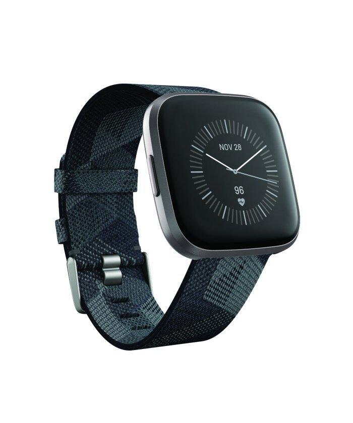 Fitbit VERSA2 FB507GYGY−FRCJK