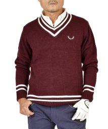 SantaReet/【COMON GOLF】7G天竺織りチルデンVネックゴルフセーター(CG-ST915SK)/502685967