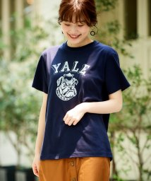 le.coeur blanc OUTLET/GOOD ROCK SPEED YALE DOG TEE/502686195