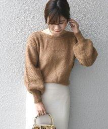 Khaju/Khaju:ボリューム袖ニット/502686311