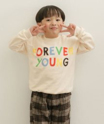 URBAN RESEARCH DOORS(Kids)/mini rodini Forever young sp sweatshi/502686361