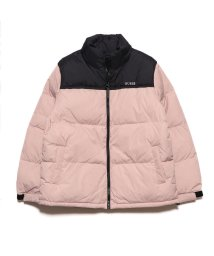 GUESS/ゲス GUESS 2TONE DOWN JACKET (PINK)/502686806