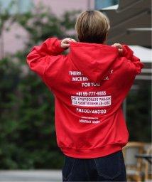 JOURNAL STANDARD/【MISHIMA MART】プリント フーディー/502687049
