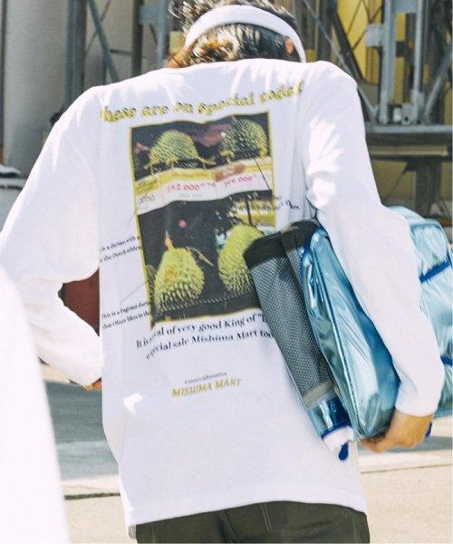 JOURNAL STANDARD(ジャーナルスタンダード)/【MISHIMA MART 】ロングスリーブ Tシャツ/19070610020730