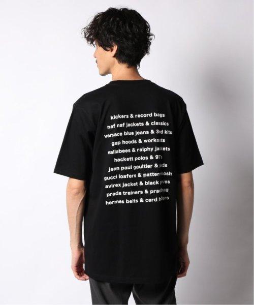 JOURNAL STANDARD relume Men's(ジャーナルスタンダード レリューム メンズ)/GRIND LONDON / グラインドロンドン ROUTINES Tシャツ/19071465017630