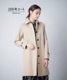 SANYO COAT/<100年コート>バルマカーンコート(三陽格子)/502635466