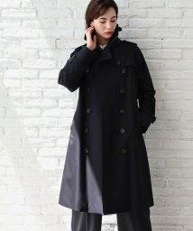 SANYO COAT/<100年コート>クラシックトレンチコート(三陽格子)/502635468