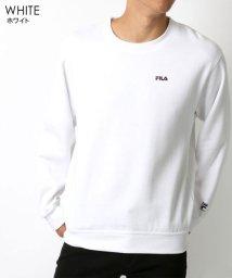 MARUKAWA/【FILA】フィラ ワンポイント刺繍 裏起毛 トレーナー/502647265